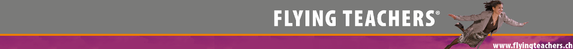 Flying Teachers Virtual Classroom Logo